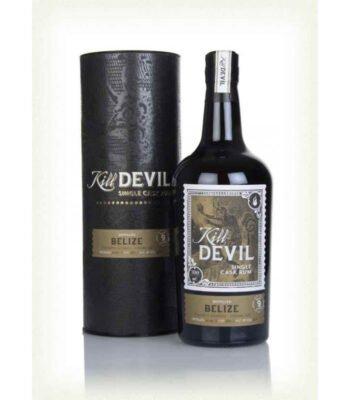 obrázek Travellers Distilery – Kill Devil Belize 9yo 46% (700ml)