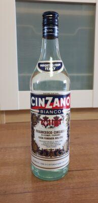 obrázek Cinzano asi rok 2000 ?