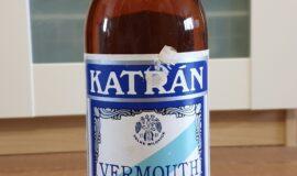 Vermouth KATRAN ČSFR 1992