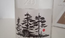 Gin Hvozd 2020 batch 2. 45% alk.