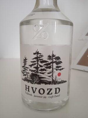 obrázek Gin Hvozd 2020 batch 2. 45% alk.