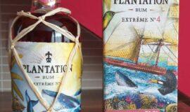 Plantation Extreme NO. 4 St. Lucia (Anglie) rum