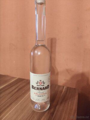 obrázek Bernard Pivní pálenka z Bohemian ALE 50,6% 0,5l