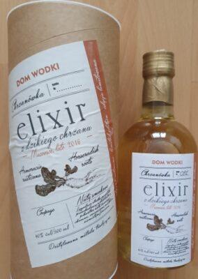 obrázek Elixir z Dzikiego Chrzanu 2016 limited edition