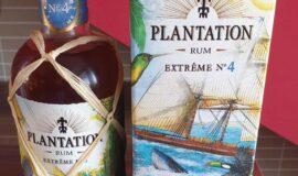Plantation Extreme NO. 4 Guyana rum (Belgie)