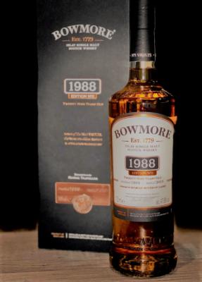 obrázek Bowmore 1988 Vintage Edition No. 2
