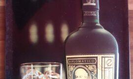 Rum Diplomatico Plechová Tabule