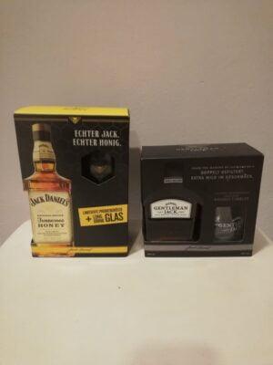 obrázek Dárková balení Jack Daniels