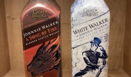 Johnnie Walker Game of Thrones song of ice + fire