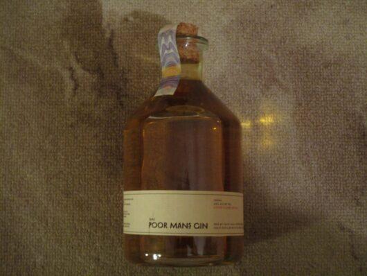 obrázek The poor mans gin