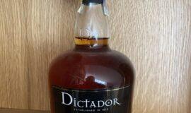 Dictador rum 10y 40% 0,7l