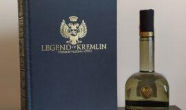 Legend of Kremlin Premium Russian Vodka 0,7L 40%vol