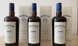 Appleton Estate Hearts Collection 1994, 1995, 199