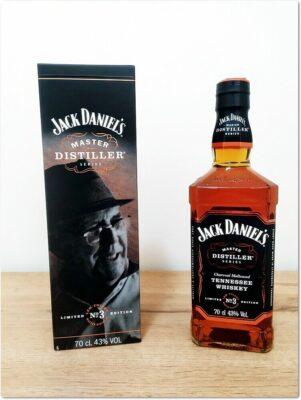 obrázek Jack Daniel's Master Distiller No.3 0,7l