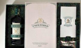 Luxusní privátní edice Becherovka Unfiltered