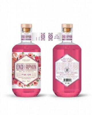 obrázek Endorphin Pink Gin 0,5l 43%