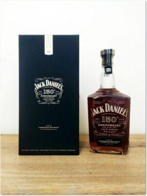 obrázek Jack Daniel's 150th Anniversary 1l,50%