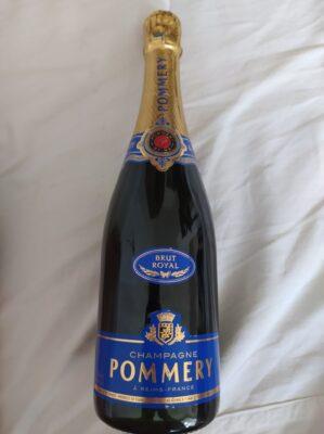 obrázek Champange Pommery Brut Royal 0,75l l