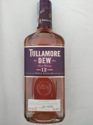 obrázek Whiskey Tullamore dew 12 0,7