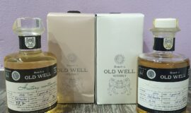 Old Well , Whisky History has new course – Limitovaná edice, Old Well 2016 – History continues – Limitovaná edice