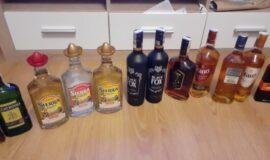 Nabízím alkohol neotevreny, originalni
