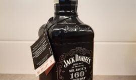 Jack Daniel's Mr. Jack's 160th Birthday 0,7l 40% L.E.