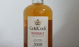 GoldCock Single Grain 12yo