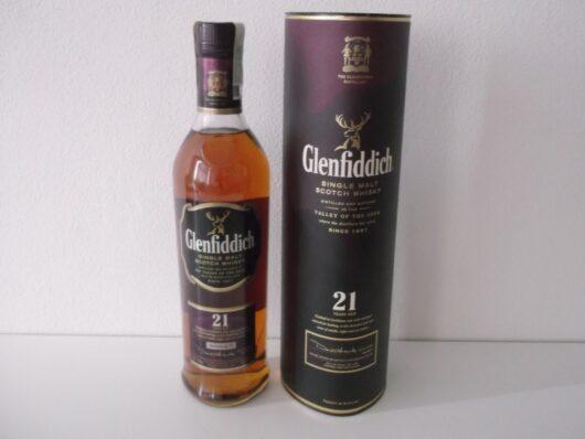 obrázek Glenfiddich 21 yo – 0,7 l
