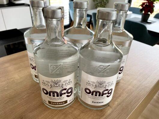 obrázek Žufánek OMFG lahve 2018 a 2020 (samostatně)