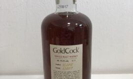 Whisky Gold Cock Single Malt 2008 CLOUD 9