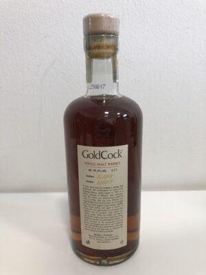 obrázek Whisky Gold Cock Single Malt 2008 CLOUD 9