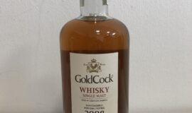 Whisky Gold Cock Single Malt 2008 Black Angel's