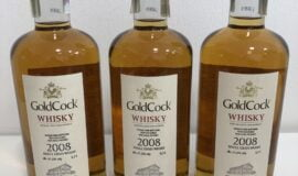 Gold Cock – investiční česká whisky