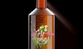 La Fleur absinthe 65% 0,5l Zufanek