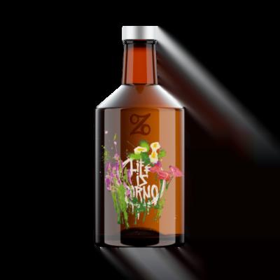 obrázek La Fleur absinthe 65% 0,5l Zufanek