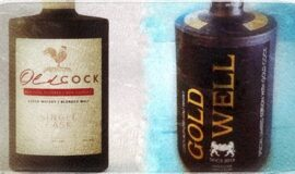 Vzorek 0,02 ml Old Cock za vzorek Gold Well