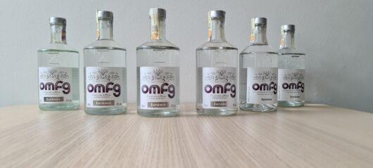 obrázek Sběratelská sada lahví OMFG od Martina Žufánka 2016 – 2021