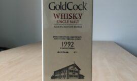 Gold Cock 1992 Slivovitz finish