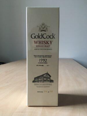 obrázek Gold Cock 1992 Slivovitz finish