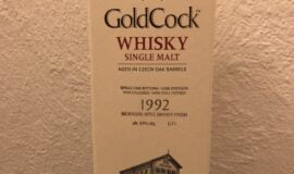 Gold Cock MORAVIAN APPLE BRANDY FINISH 1992