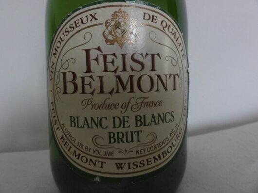 obrázek Archivní sekt Feist Belmont Francie cca.80 léta