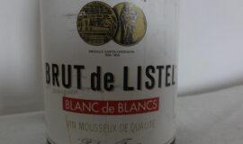 Archivní šampaňské Brut De Listel Francie 1982