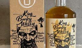 King Barley 3y Virgin Oak + Marsala finish