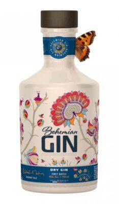 obrázek Bohemian Gin 0,7l 45%