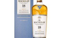 Macallan TRIPLE CASK MATURED 18 YEARS OLD