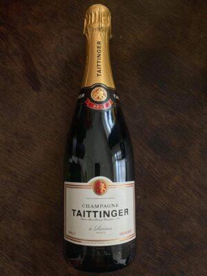 obrázek Champagne Taittinger Brut 0.7l