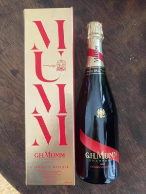 obrázek Champagne G. H. Mumm Cordon rouge 0.7