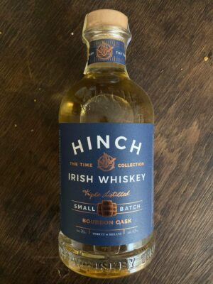 obrázek Whisky Hinch small batch bourbon cask 43% 0.7