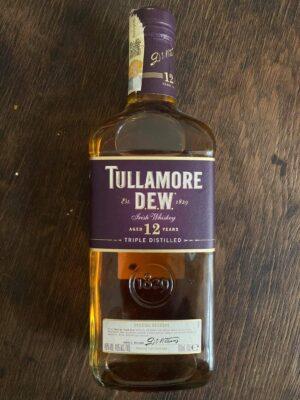 obrázek Whiskey Tullamore d.e.w. 12