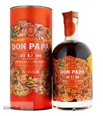 obrázek RUMY Don Papa